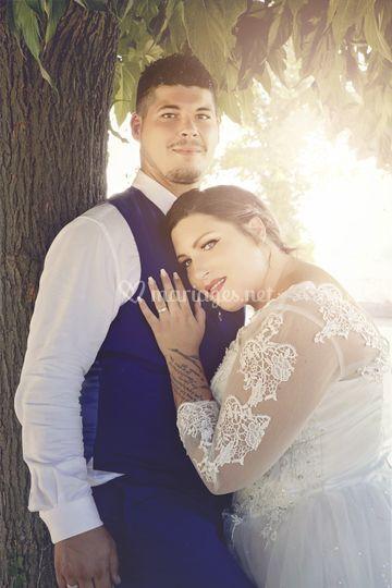 Photo de mariage - Couple