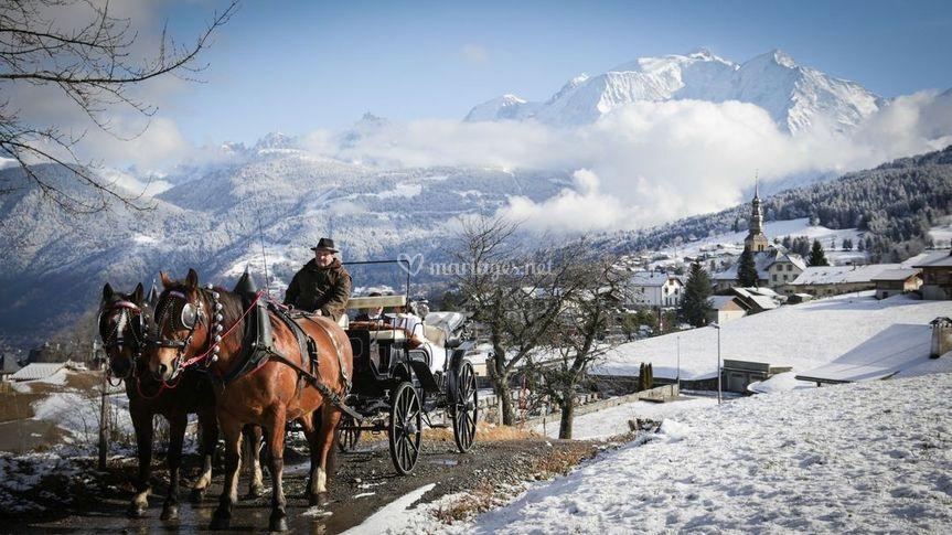 Combloux-Mont-Blanc