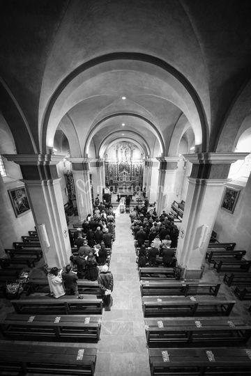 Eglise de Combloux