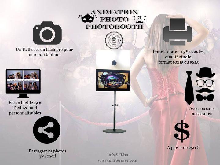 Animation Photobooth