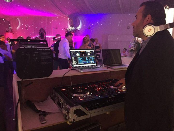 Mix soirée dansante