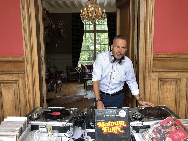 Mix vinyles château belmesnil