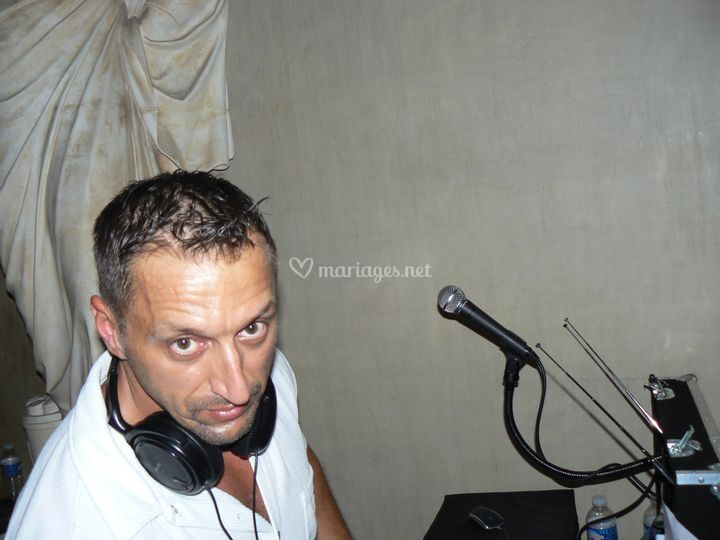 DJ Laurent / Villa Kérylos