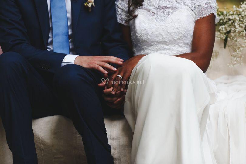 Mariage réalisé