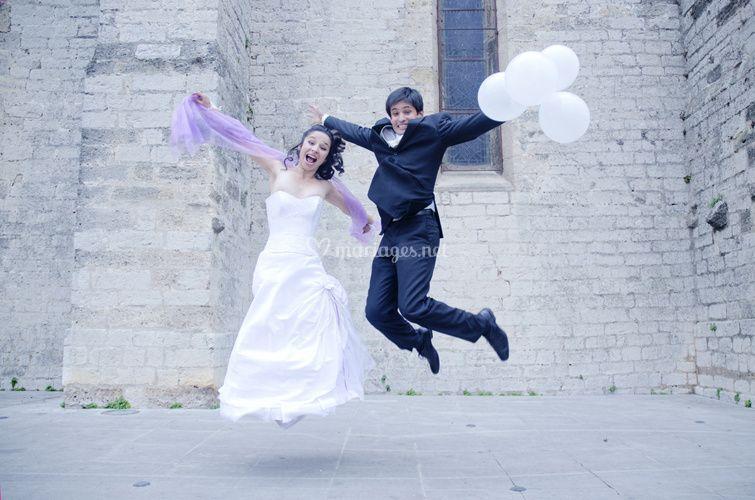 Saut des mariés