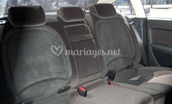 Citroën C6 intérieur
