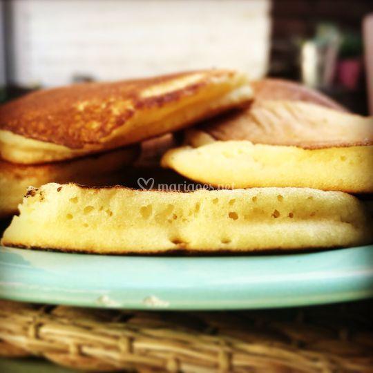 Nos succulents pancakes