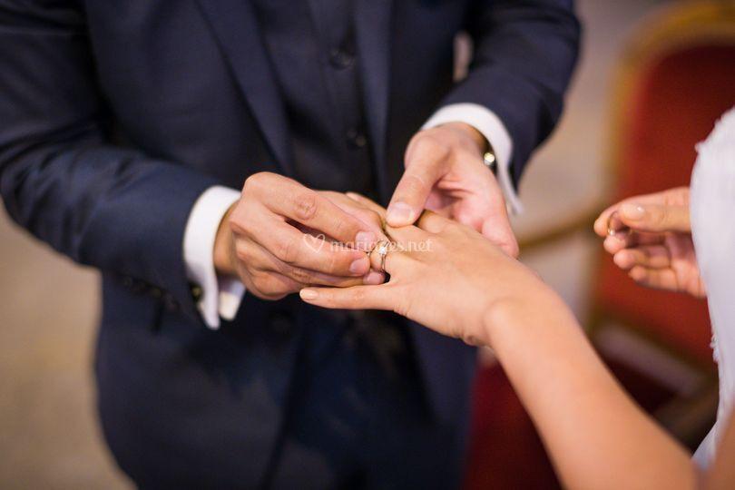 Elle a dit oui !