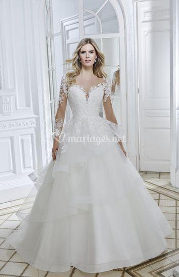 Divina Sposa 202-35 face