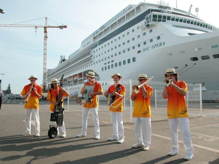 Blue Bayou Jazz-Band