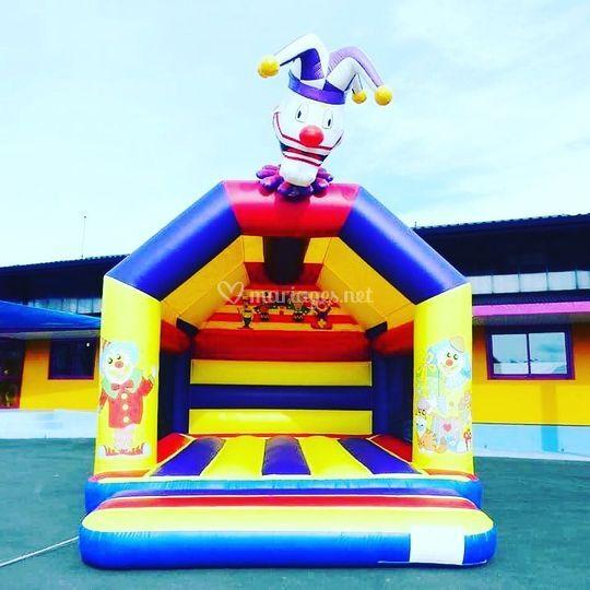 Jump'o'clown