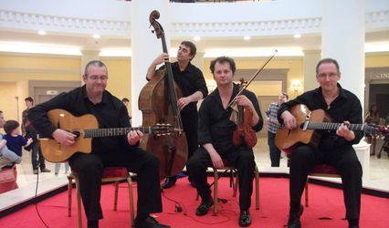 Rue du Pont Orchestre de Jazz Manouche 1
