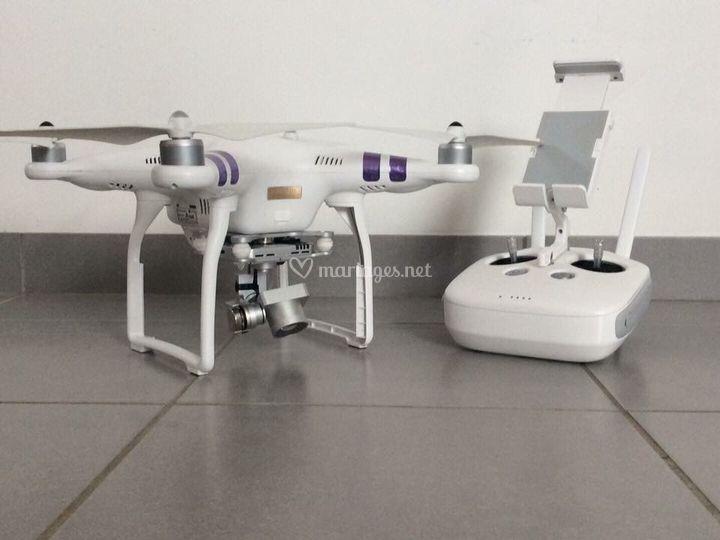Le drone Aérima