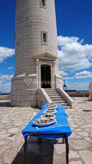 Le phare de Sète