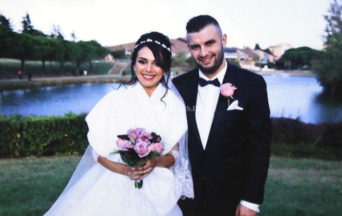 Mariage ville rose