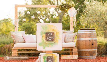 Vip Box - Nîmes 1