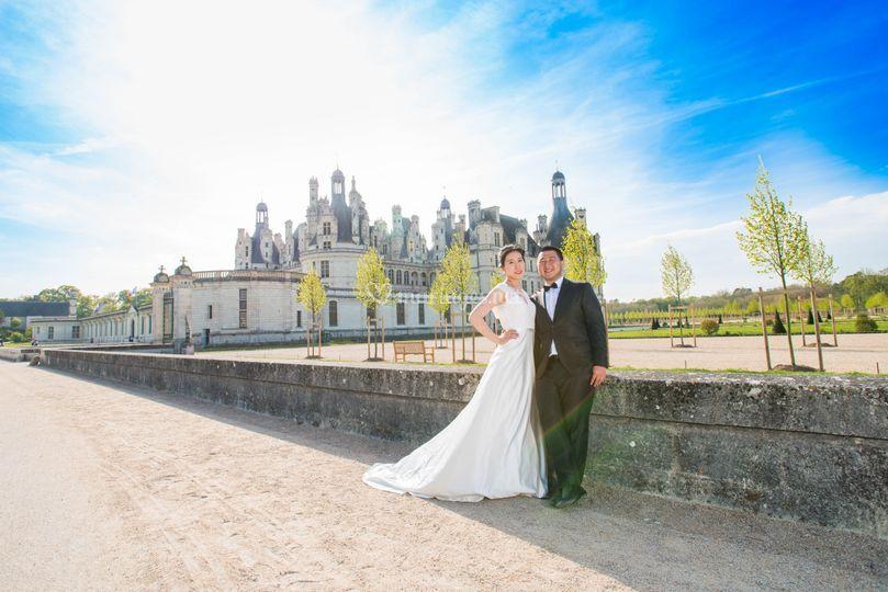 Mariage Chambord