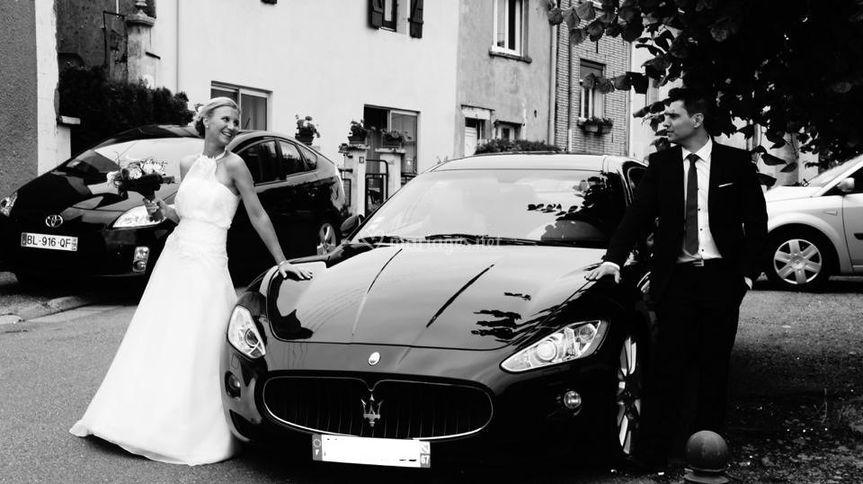 Maserati Granturimo