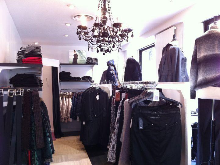 Boutique jean Claude T