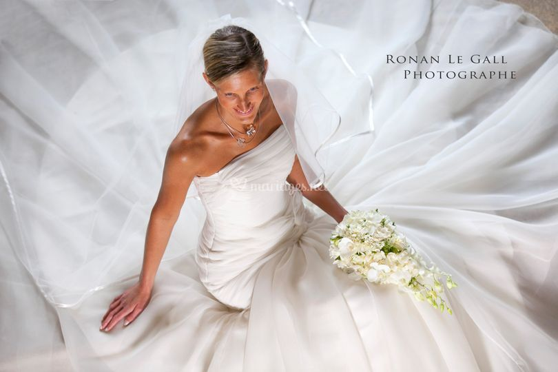 Ronan Le Gall la mariée