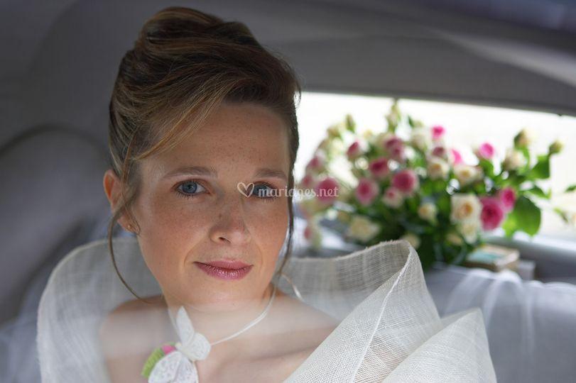 Ronan Le Gall portrait de la mariée