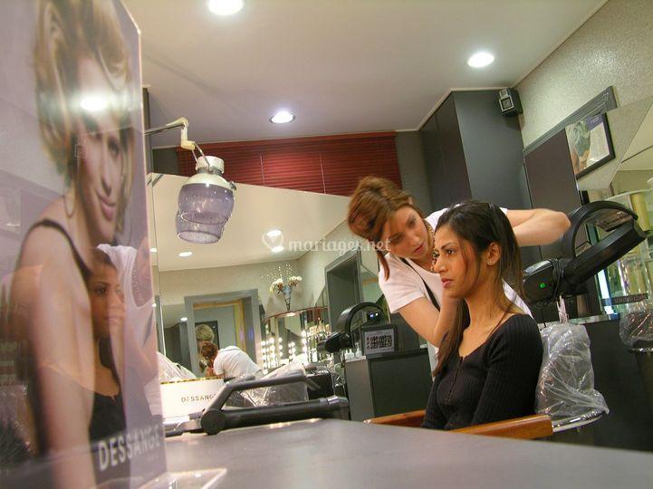Ronan Le Gall - coiffure