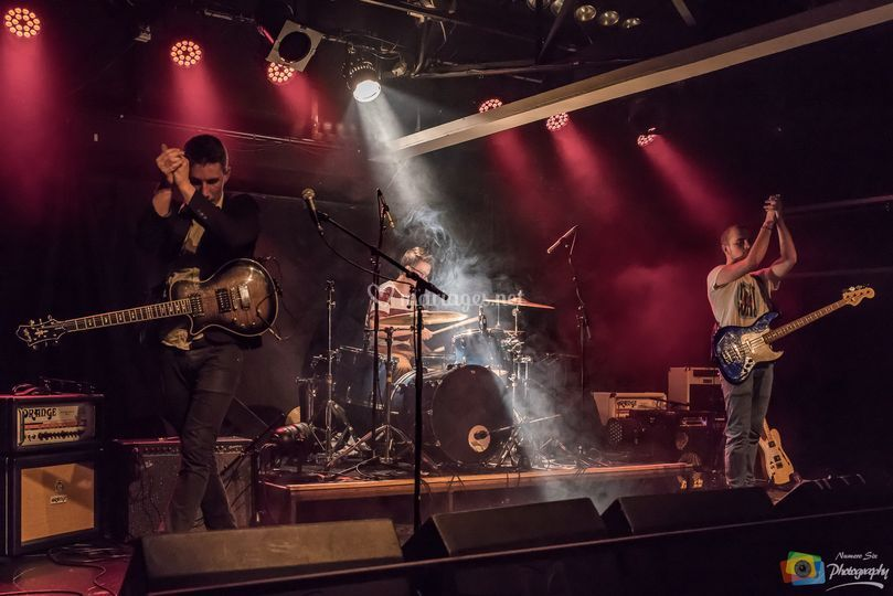 Slapback - Live Chez Paulette