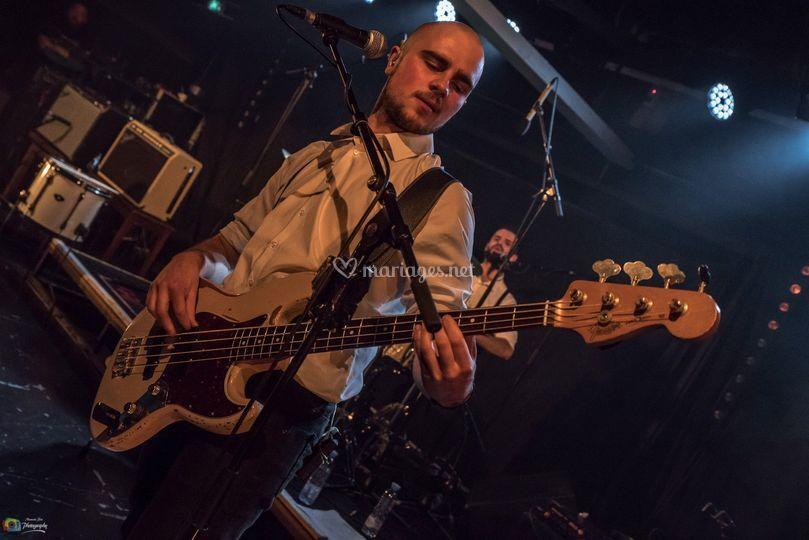Gauthier Louis - Bassiste