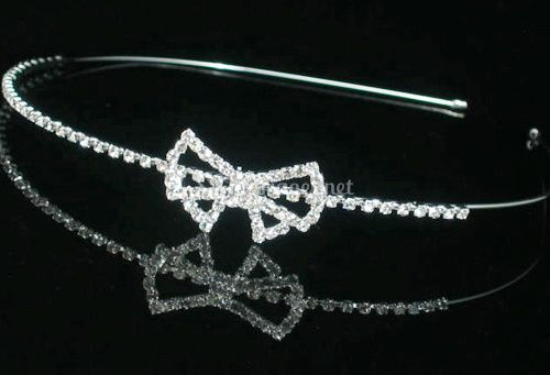 Serre-tête Duchesse cristal Swarovski