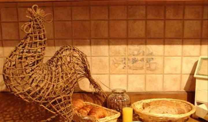 Arrangement de petit déjeuner