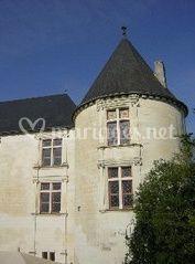 Vue de Château Couvert