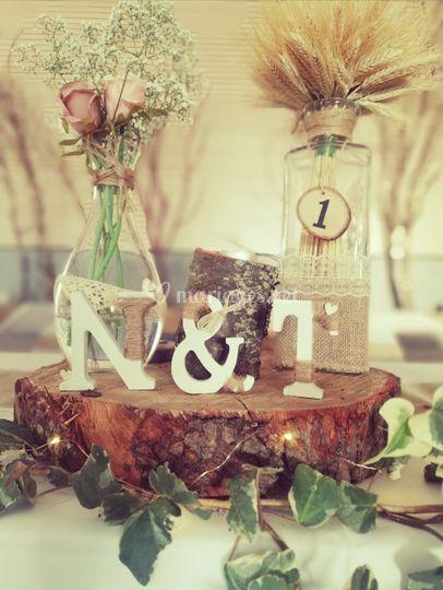 Mariage T&N