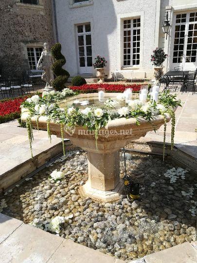 Mariage Château de Beauvois