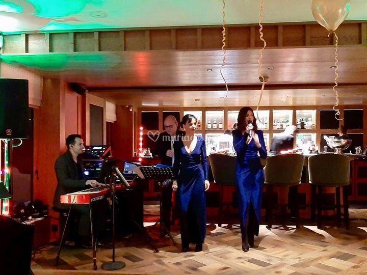 Piano Chanteuse Mariage