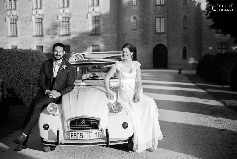 Mariage de M&M