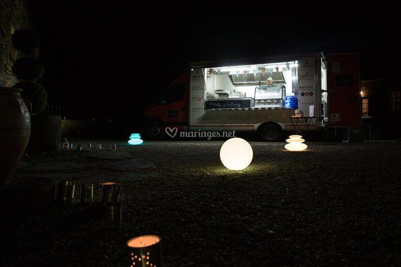 Nuit mariage