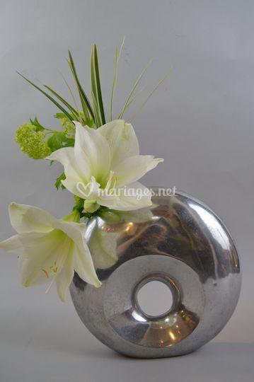 Bouquet urne
