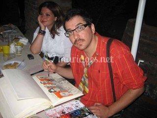 Le caricaturiste