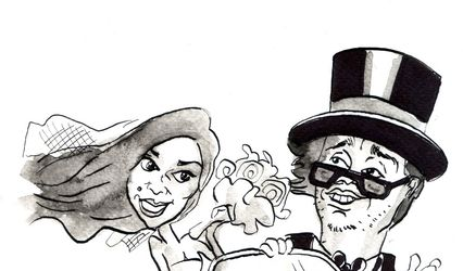 Valentino Menghi Portraits & Caricatures