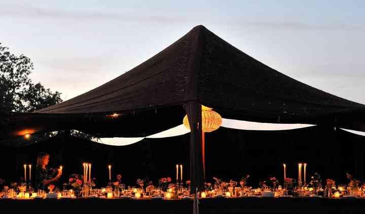 Tente Khaima, Mariage 120p