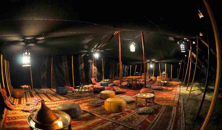Tente Lounge