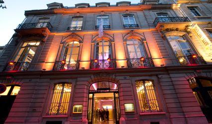 Hotel Iena Paris Arts Et Metiers