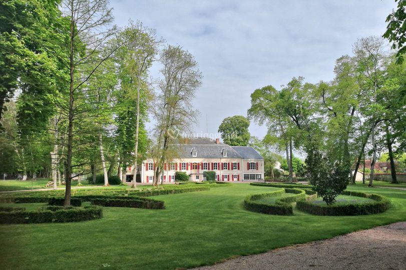 Le château de La Boulaize