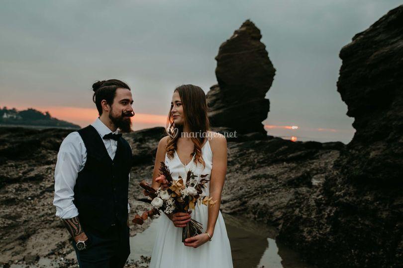 Wild wedding, janv2021