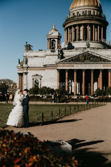 St Petersburg wedding