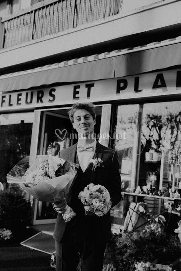 Thomas et les fleurs, Andresy