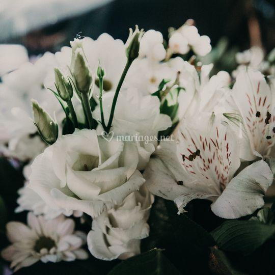Fleurs mariage, Andresy