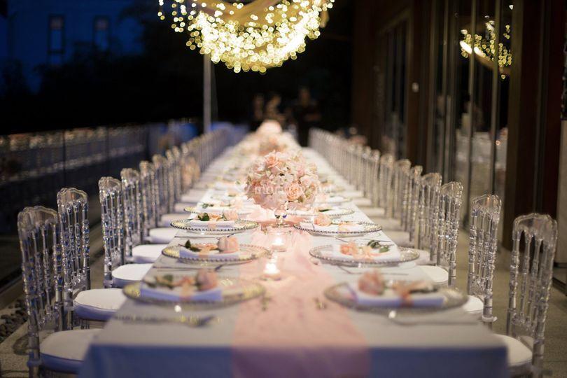 La table, A&C Koh Samui