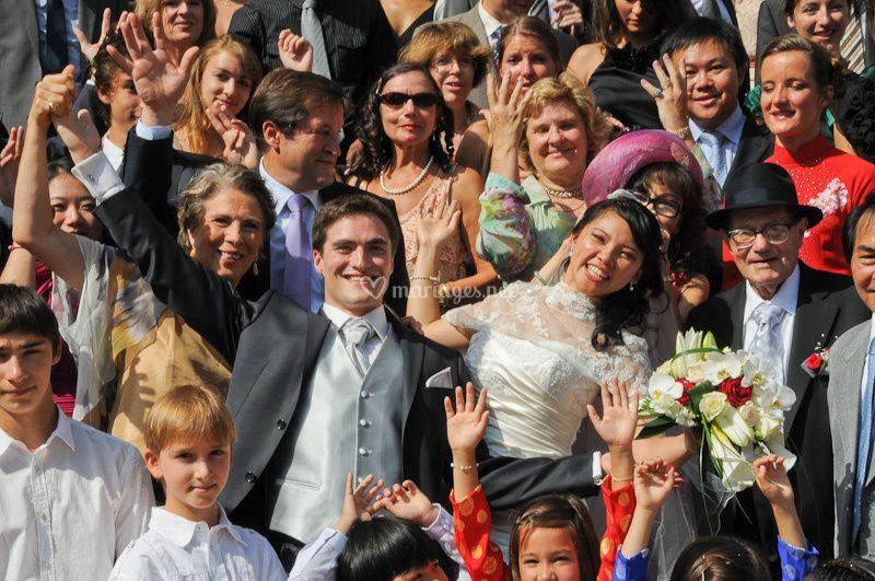 Mariage Josiane et Joel