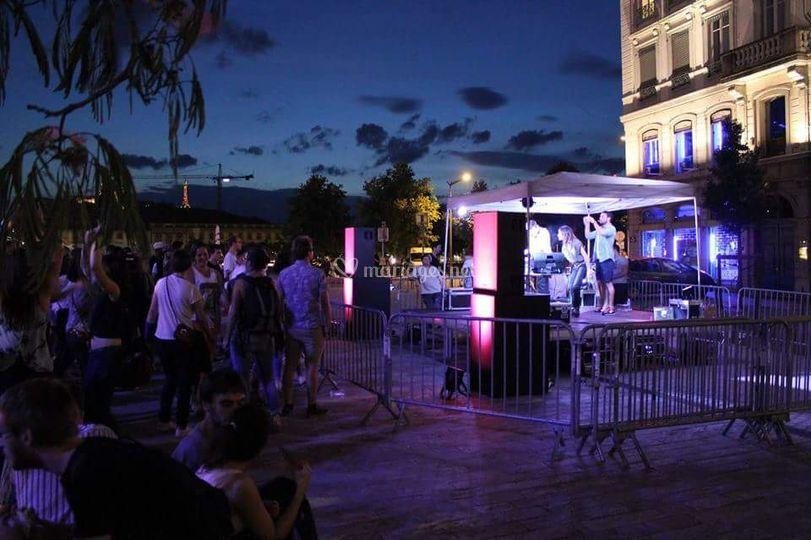 Open air Lyon 2015